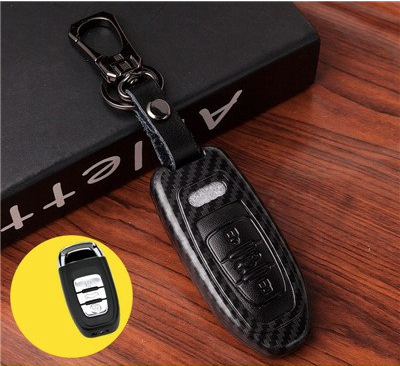 Чехол чехол для ключа Audi A1,A3,A4,A5,A6,A6 ALLROAD QUATTRO,A7,A8,Q2,Q3,Q5,Q7,Q8,R8,RS Q3,RS3,RS4,RS5
