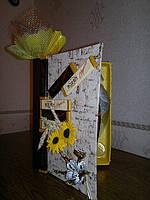 """Оригинальная книга из конфет """"Литературный коньяк"""""""
