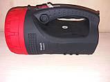 Ліхтар ручний WimpeX WX-2829TP 5W+25LED, фото 3
