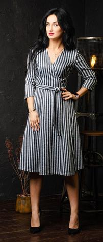 """Платье на запах """"Анна"""", фото 2"""