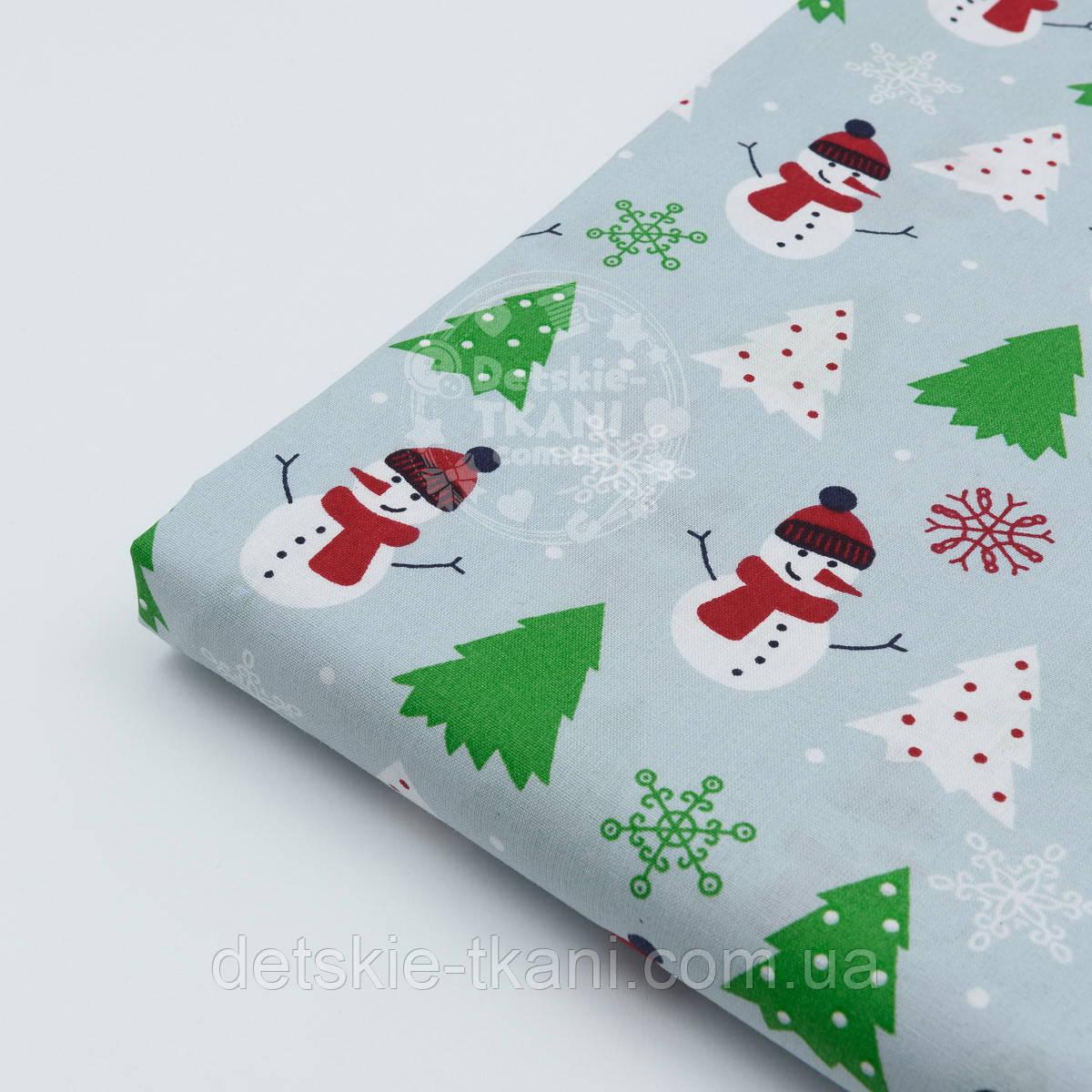 Лоскут ткани №1067а размером 37*75 см