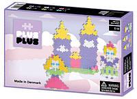 Конструктор Plus-Plus Mini пастельный Замок 360 деталей (PP-3737)