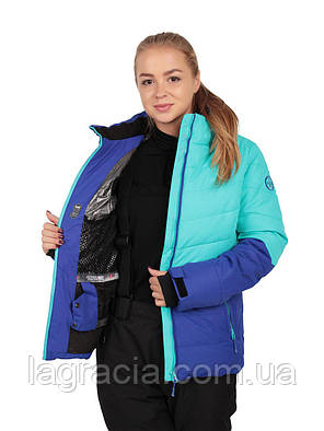 Горнолыжная женская зимняя куртка High Experience, фото 2
