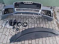 Передний бампер Audi A7 стиль Audi RS7 (2011-2014)