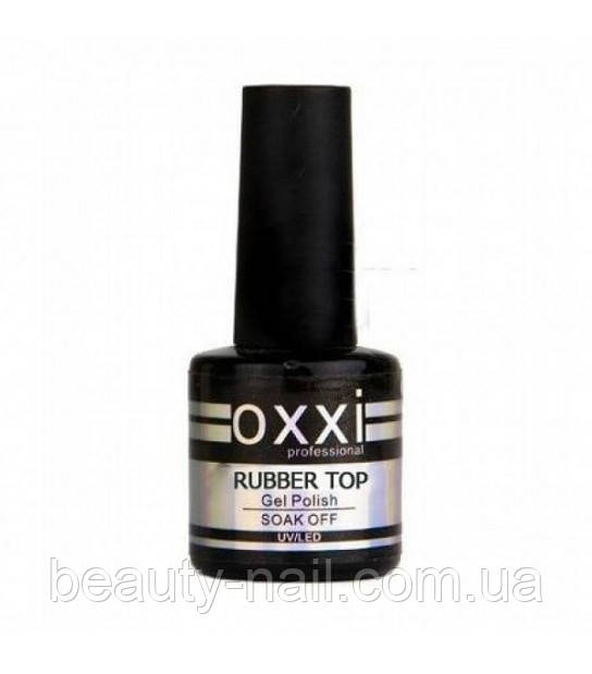Oxxi professional Top Rubber (каучуковый) 15 мл