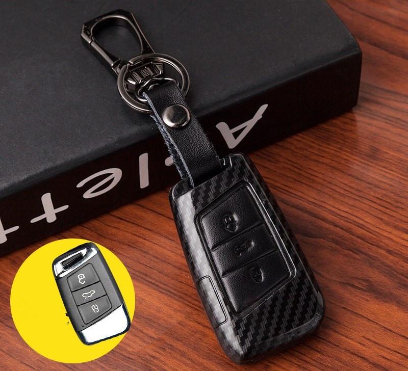 Чехол пластиковый для ключа Volkswagen Passat,Golf,Tiguan,Touareg,Polo, Jetta,Amarok,Beetle,Bora,Сaddy,Passat