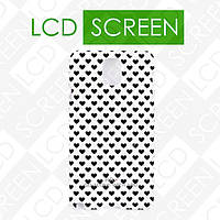 Чехол ARU для Samsung Galaxy Note 3 Hearts White