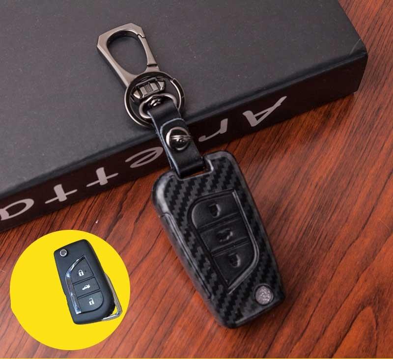 Чехол пластиковый  для ключа Toyota Yaris,Auris,Highlander, Land Cruiser,Rav4,Camry,Corolla, Avalon,Avensis