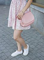Сумочка Габриела светло розовый флай, фото 1