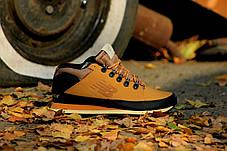 Зимові чоловічі кросівки New Balance 574 Brown/Black Winter (Термо), фото 3