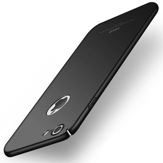 Чехол MSVII для Iphone 7 бампер оригинальный Black