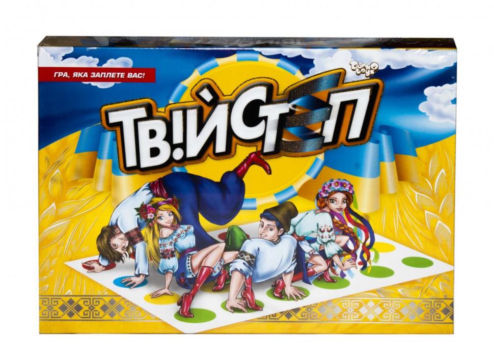 Напольная игра Твистер Danko Toys 0023DT
