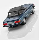 Модель авто Mercedes-Benz 300 SL R 107 (1985-1989), Lapis Blue, Scale 1:18, (B66040634), фото 2
