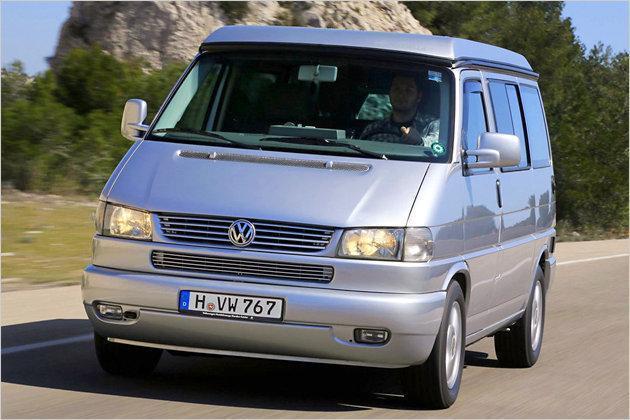 Подкрылок задний правый VW Transporter T4 '96-03 Caravelle/Multivan (FPS)
