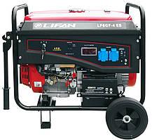 Комбинированный газ/бензиновый генератор  Lifan LF6GF-4ES (6,5 кВт)