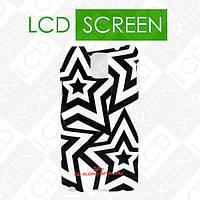Чехол ARU для Samsung Galaxy Note 3 Stars White