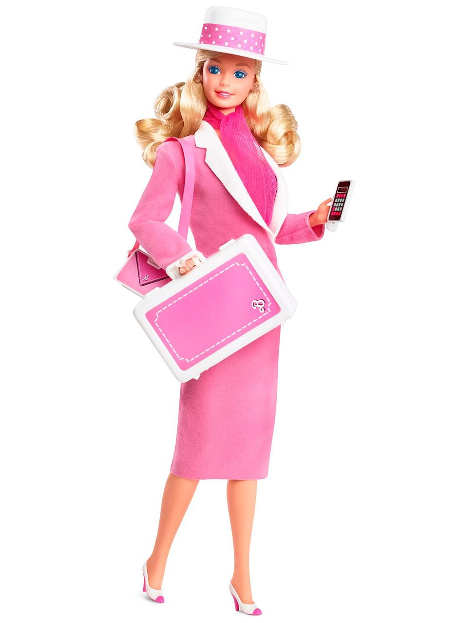 Барби коллекционная Модная революция