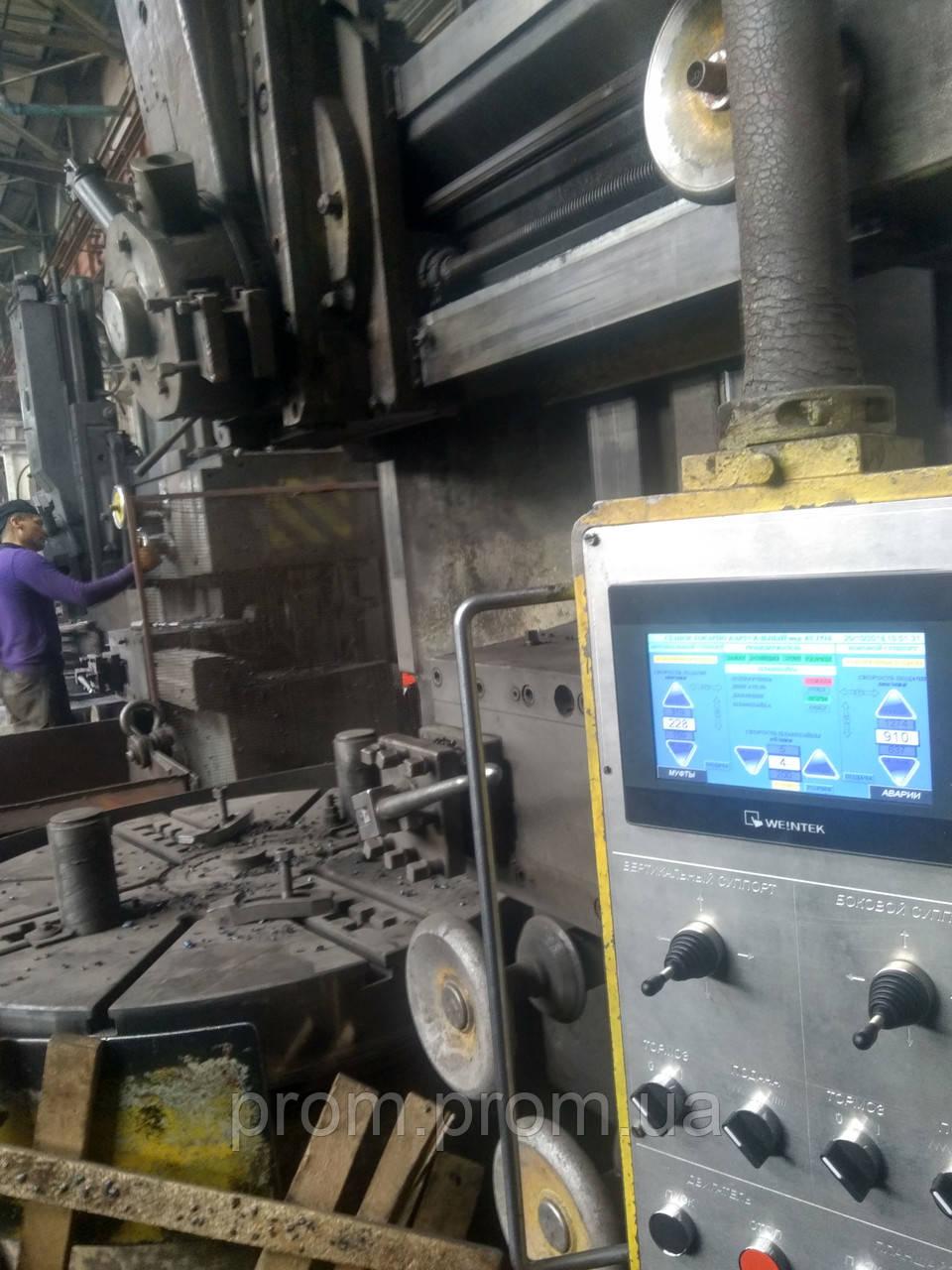 Модернизация токарно-карусельнного станка модели КС 1516 и 1516Ф1
