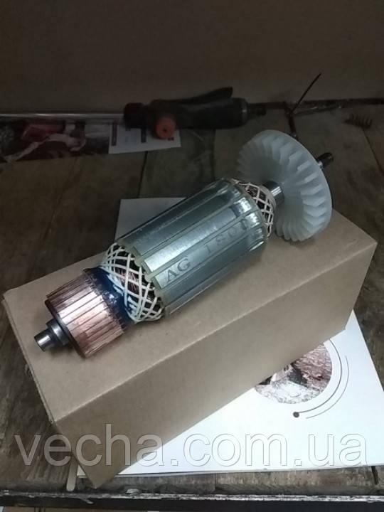 Якорь (ротор) на болгарку УШМ 2200/2500