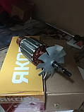 Якорь (ротор) на болгарку DWT 230, фото 3