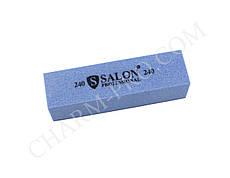 Баф для полировки ногтей Salon 240 грит