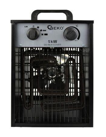 Тепловентилятор GEKO 5 кВт G80402
