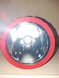 Ліхтар ручний WimpeX WX-2829TP 5W+25LED, фото 4