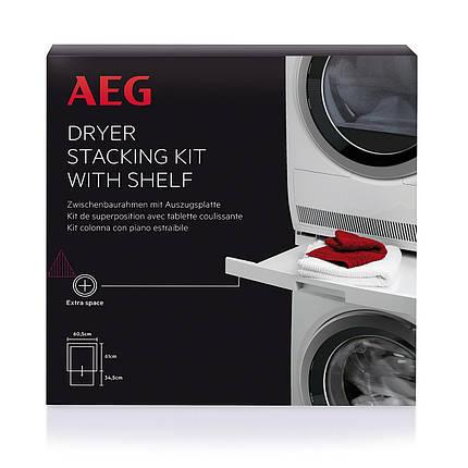 Промежуточная рамка для стиральой машины - AEG Electrolux 9160931557 SKP11, фото 2