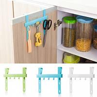 Органайзер вешалка для кухонного шкафчика