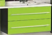 Туалетный Шкафчик Цвет: Зеленый , Венге. База 90 cм.F 90.13 Gorenje AVON
