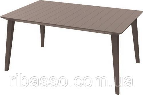Стол пластиковый, Lima 160, беж