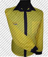 Пошив корпоративных сорочек на заказ