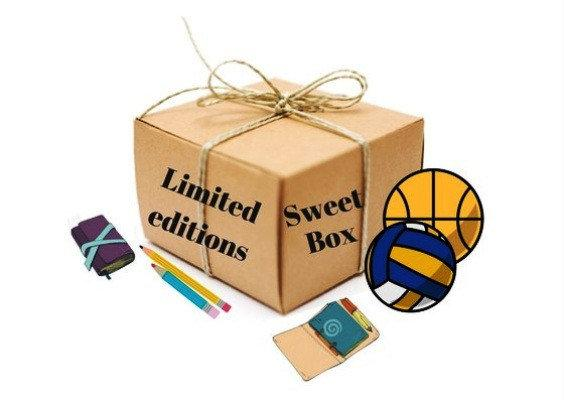 Sweet Box Back To School средний