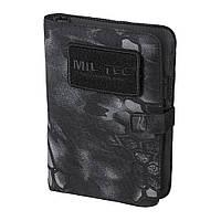 Блокнот 13,5x20,5см MilTec Mandra Night 15984085