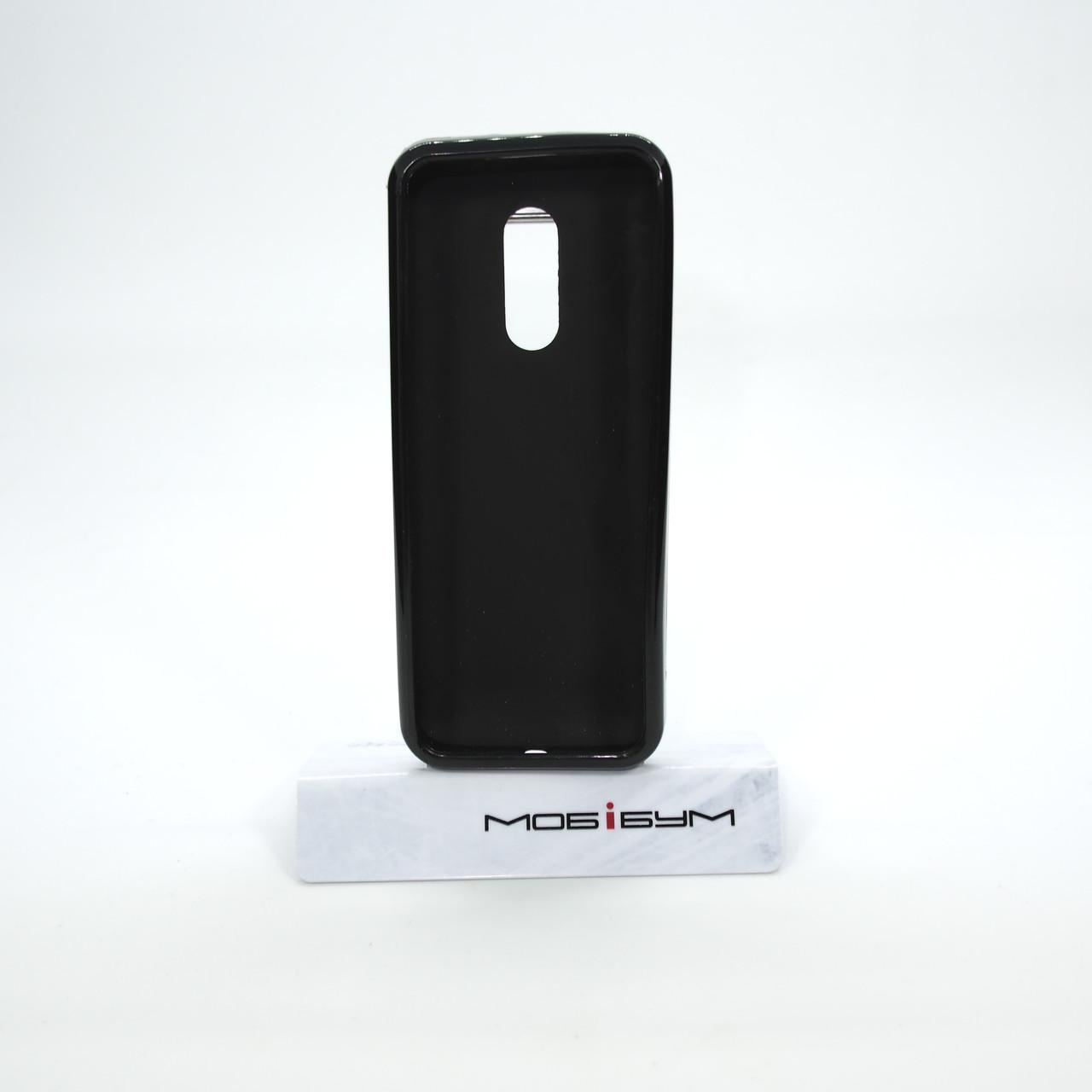 Чехол Silicon Nokia 105 black Для телефона