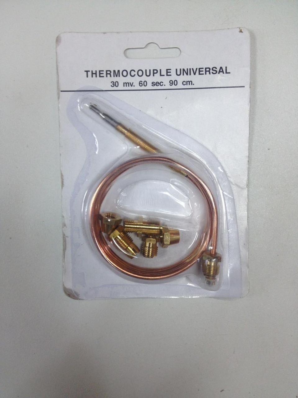 Термопара универсальная 90см