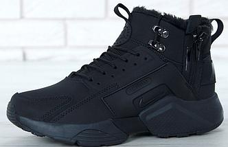 Кроссовки Мужские Зимние Nike Huarache X Acronym City Winter, найк аир хуарачи зима   44