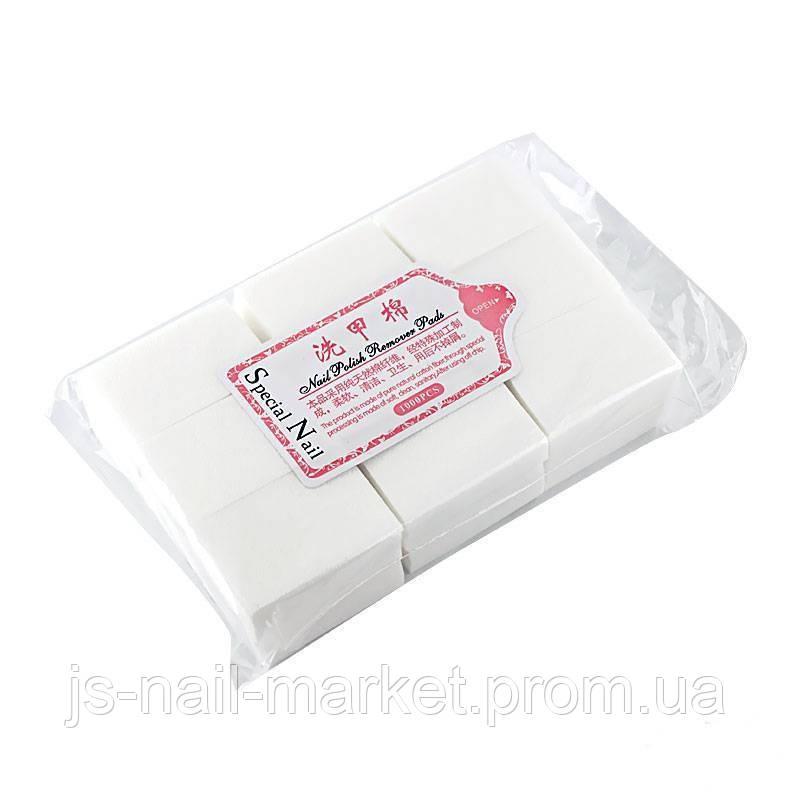 Безворсовые салфетки плотные(упаковка) белые