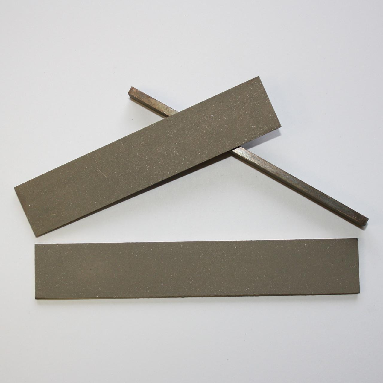 Алмазные бруски для заточки ножей 200х40х3 АСМ 20/14