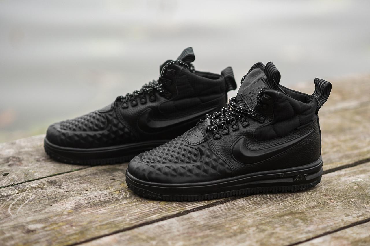 4e34157353ad ... фото Мужские кроссовки в стиле Nike Lunar Force 1 Duckboot 17 black,  Реплика ААА, ...