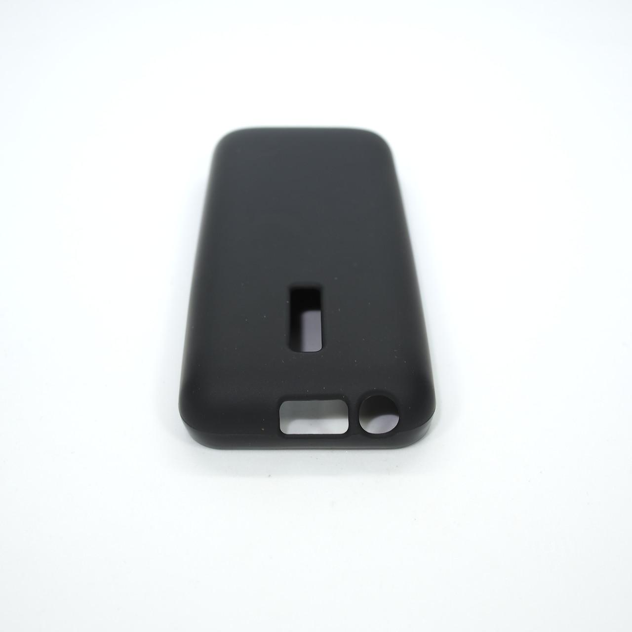 Silicon Nokia 130 black