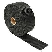 Термобинт (Термолента) черная 50мм x 2мм 10м