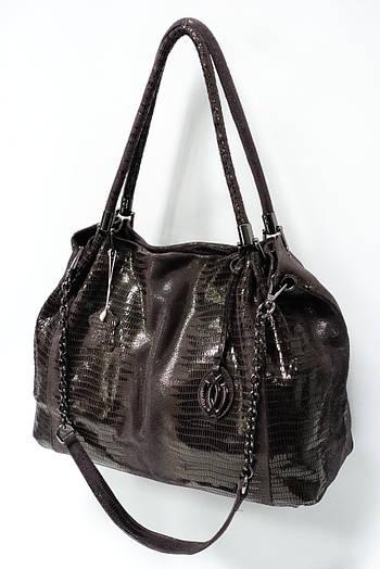 Женская сумка из натурального лазерного замша Galanty 10740 coffee ... 4a71b518f85