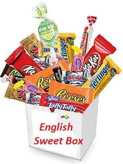 English sweet box средний