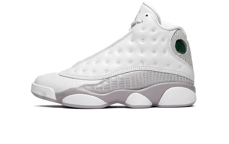 efbda888654d Баскетбольные кроссовки Nike Air Jordan 13 Retro Phantom White Gray (Реплика  ААА класса)