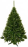 Штучна ялинка сосна 2,2 м Кавказька з підставкою новорічна, фото 1