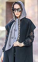 Женский стильный капор-косынка 222, фото 1