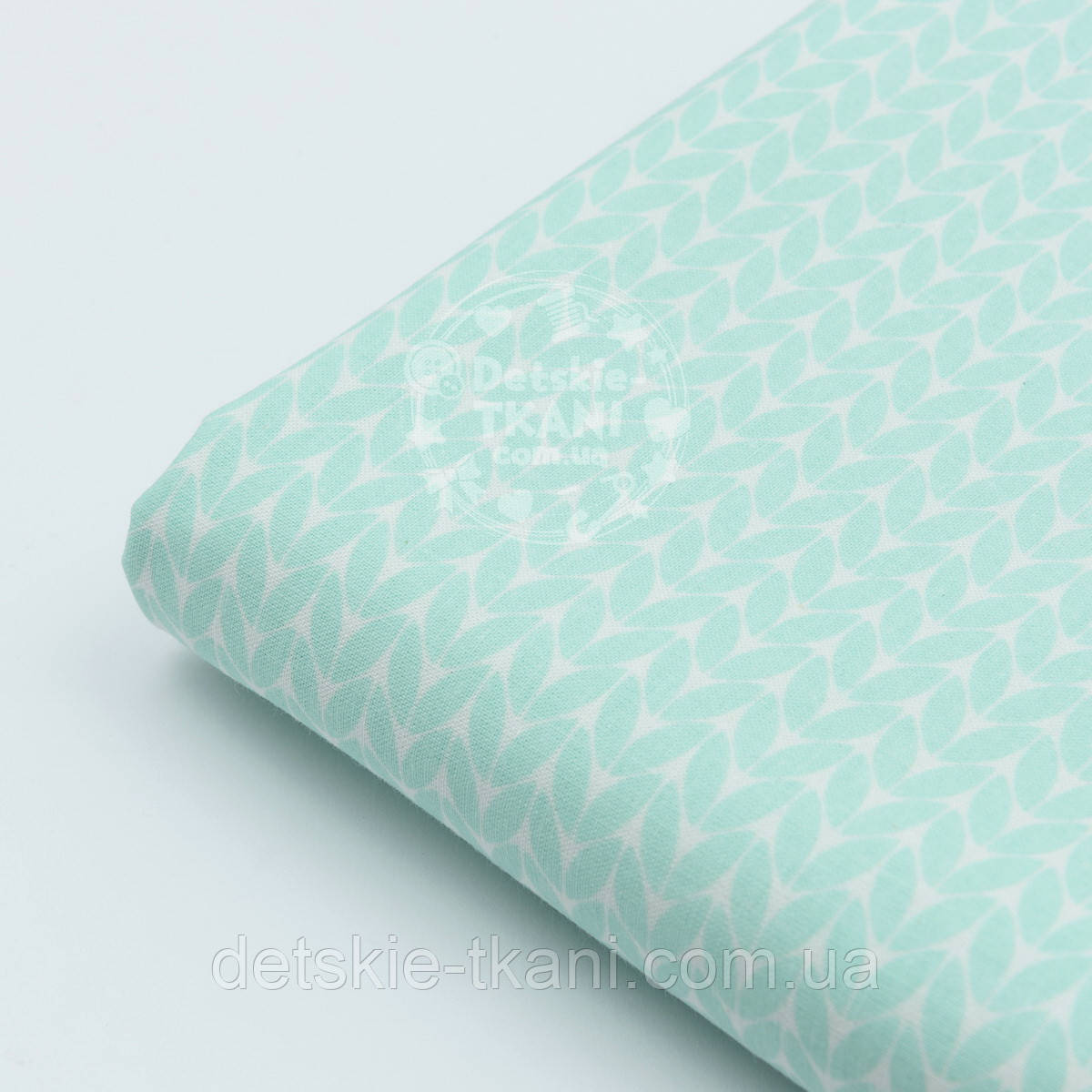 Лоскут ткани №346б размером 35*80 см