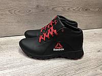 Зимние мужские кроссовки с мехом в стиле  Reebok, фото 1