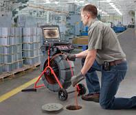 Видеоинспекция трубопроводов и канализации